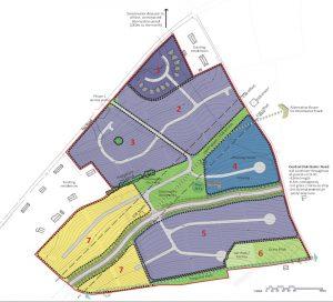 Ballynoe site layout